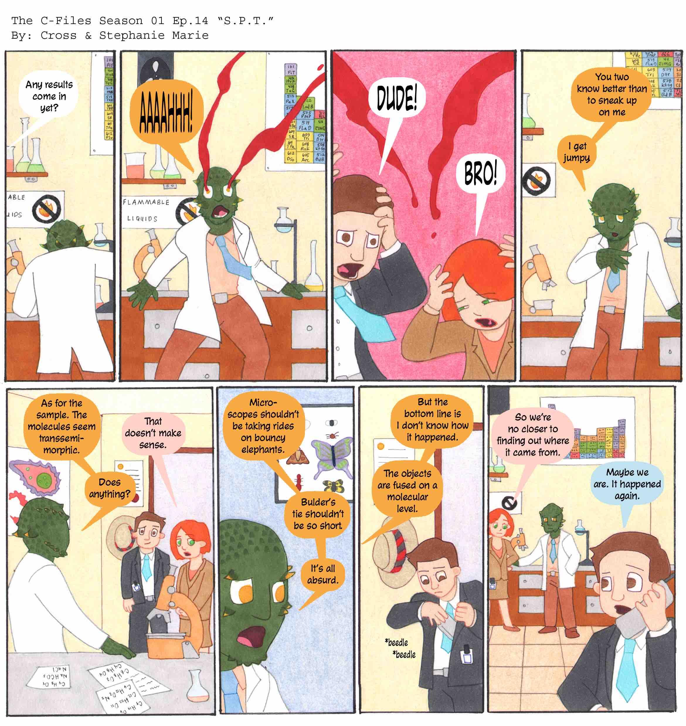 The C-Files 14