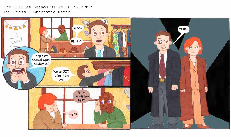 The C-Files 16
