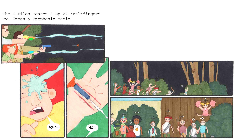 The C-Files 2-22