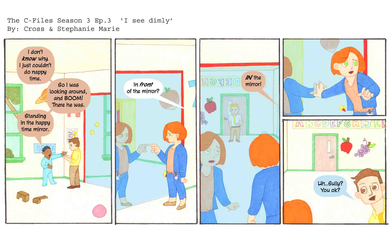The C-Files 3-03