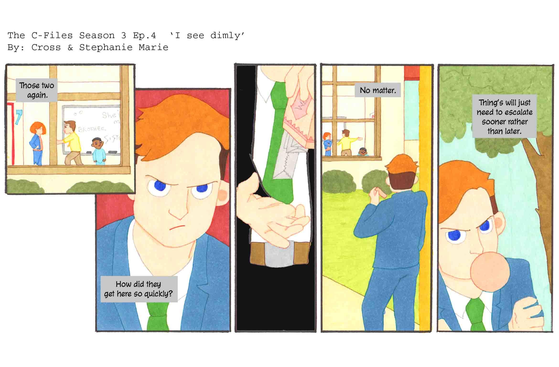 The C-Files 3-04