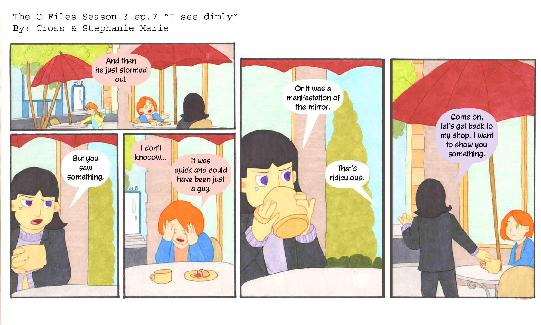 The C-Files 3-07