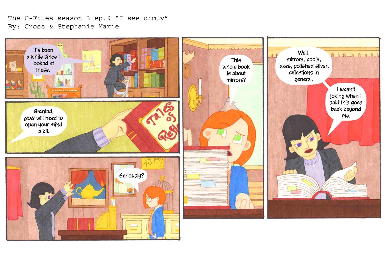 The C-Files 3-09