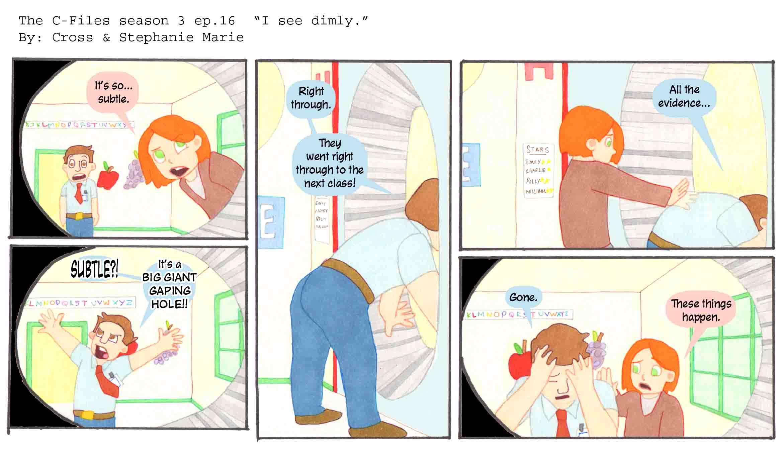The C-Files 03-16
