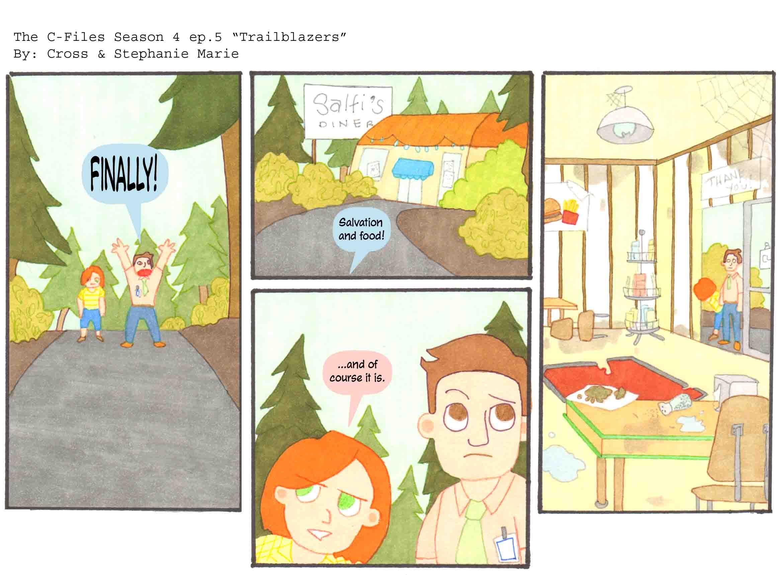 The C-Files 04-05