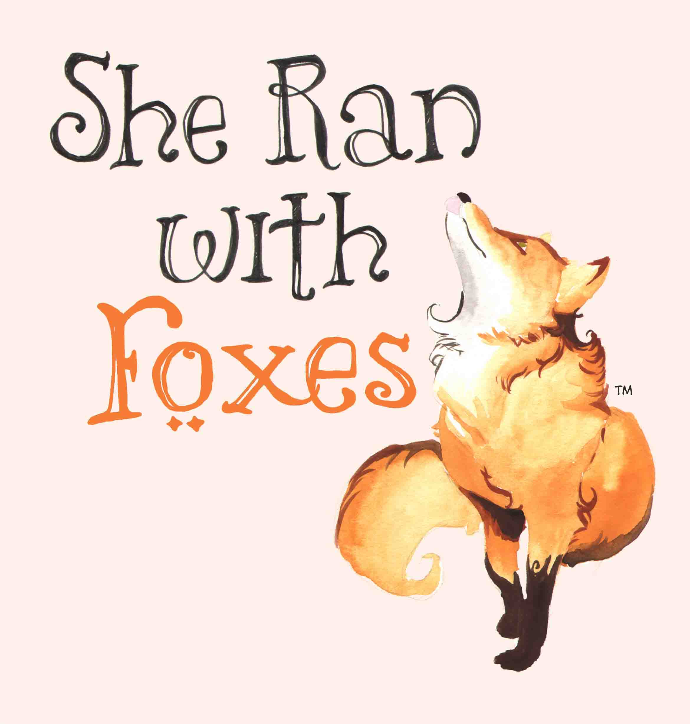 She Ran with Foxes
