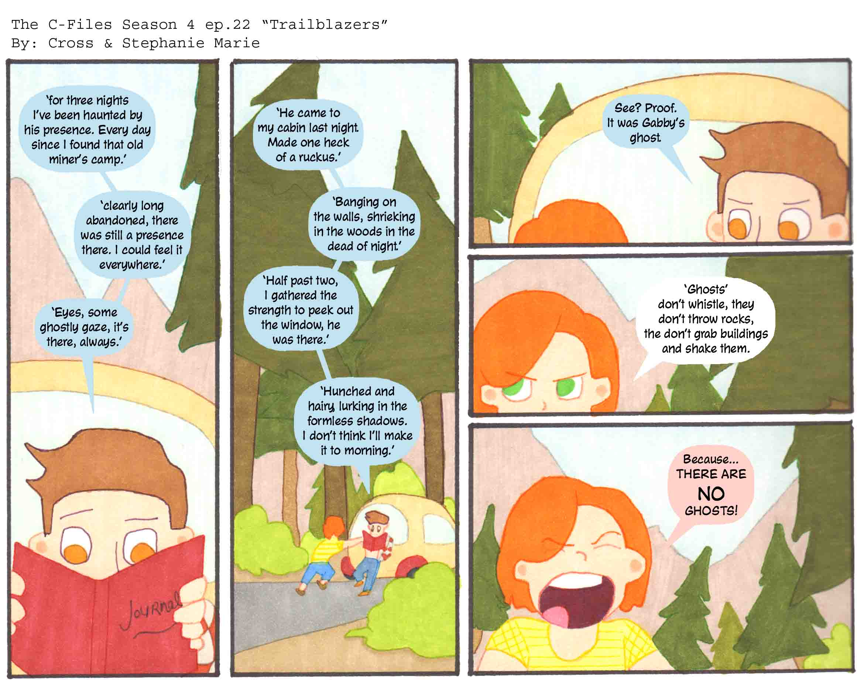 The C-Files 04-22