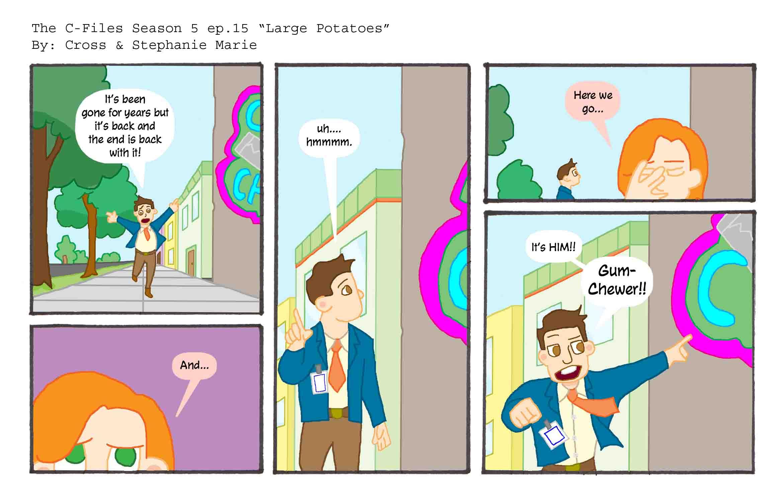 The C-Files 05-15